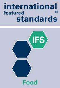 Jeffo ist IFS Food zertifiziert