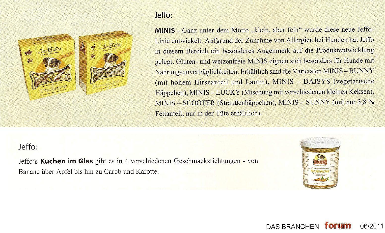 Presseschau Das Branchenforum 06-2011