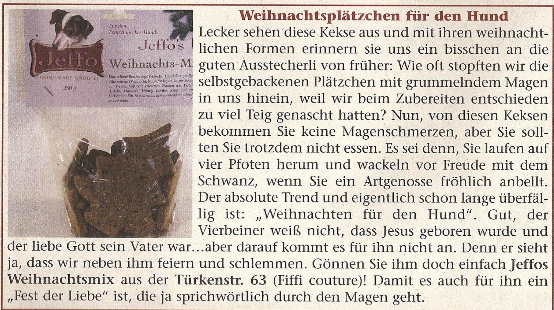 Presseschau Extrablatt-E-Jhg22