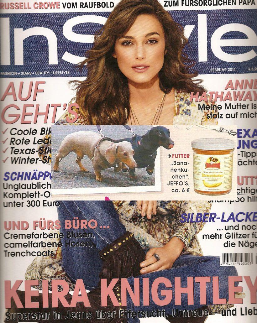 Presseschau InStyle 02-2011