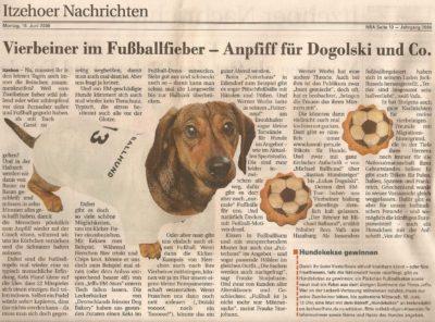 Presseschau Itzehoher-Nachrichten 16-06-2008