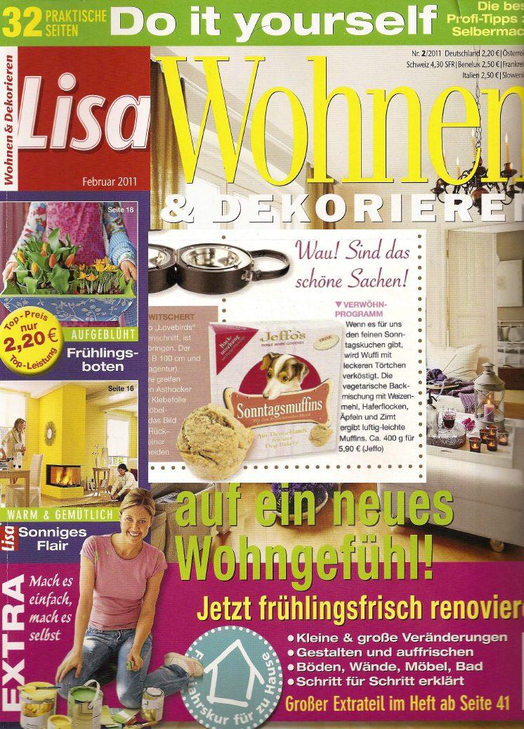 Presseschau Lisa 02-2011