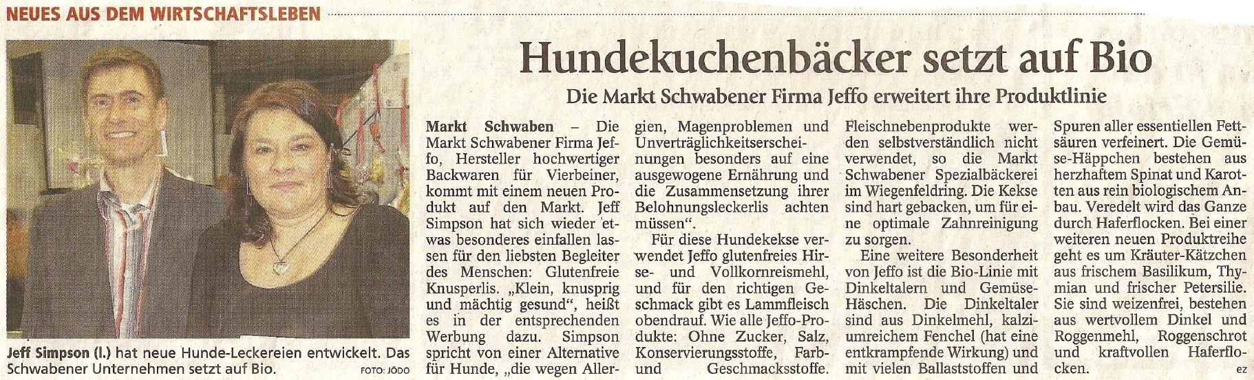 Presseschau Münchner Merkur