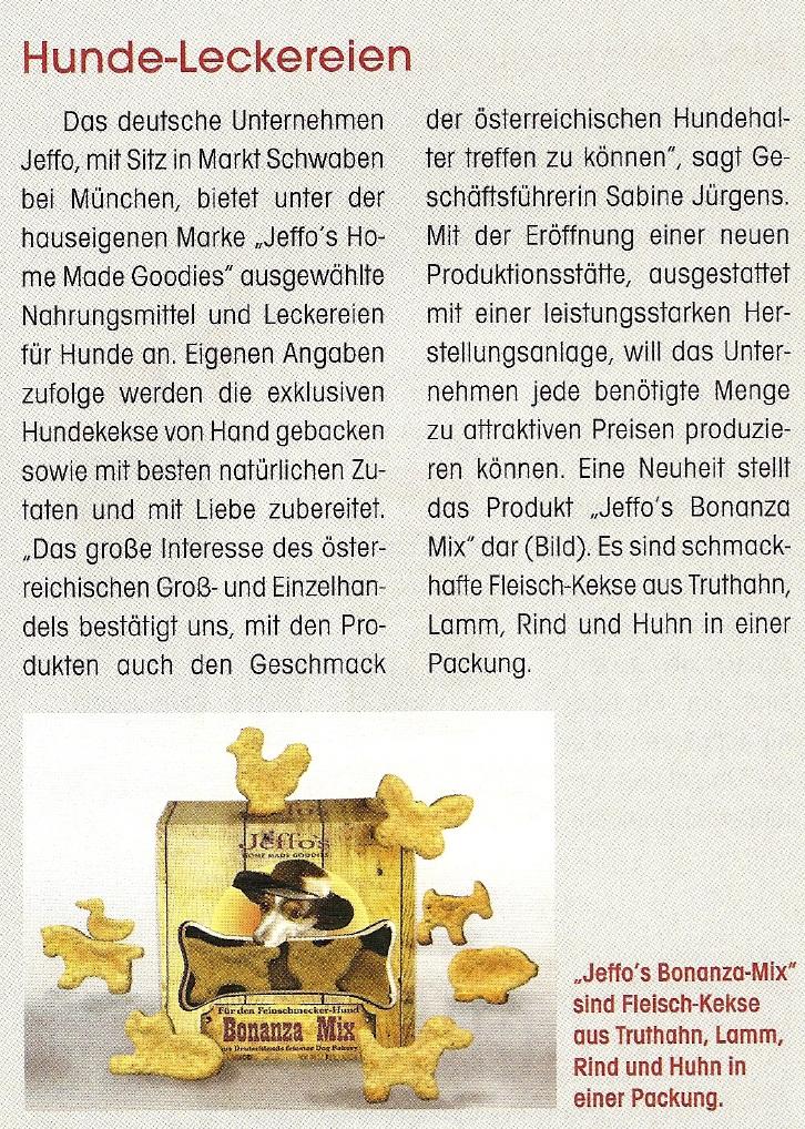 Presseschau PET 07.08.2007