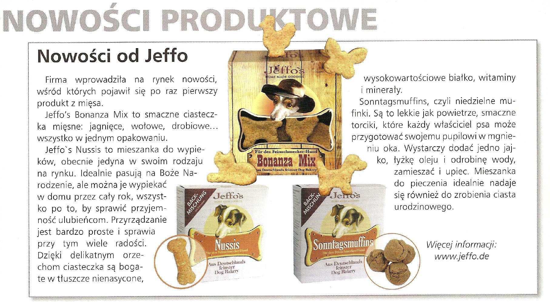 Presseschau Petmarket czerwiec 12-2007