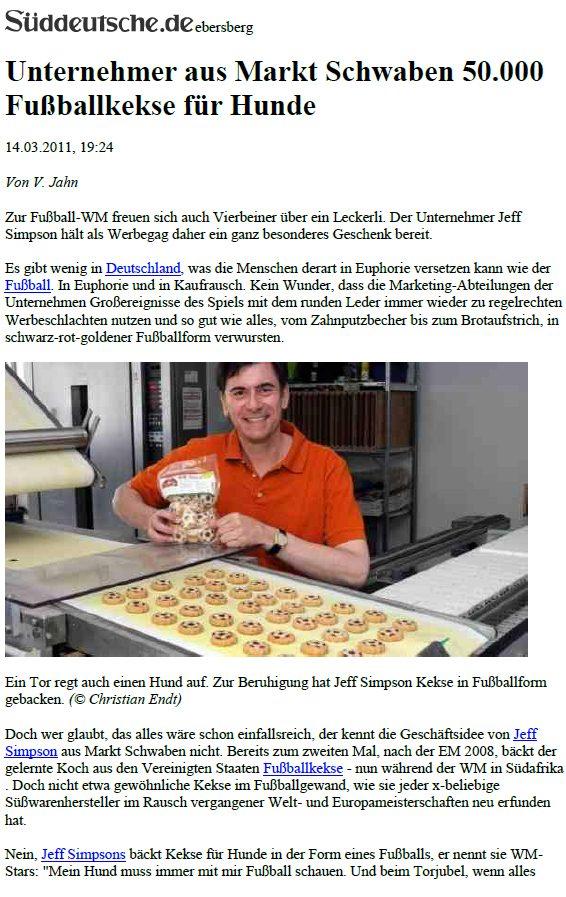 Presseschau Süddeutsche Zeitung EBE 28.06.2010 Teil 1