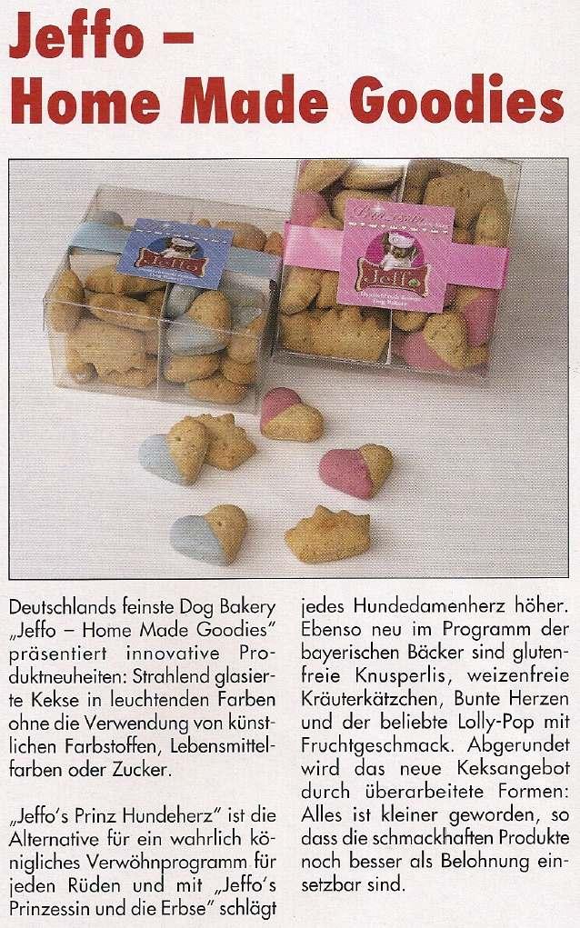 Presseschau Treff der Heimtierbranche 05-2008