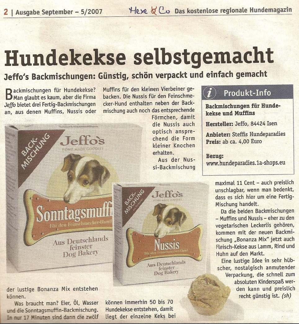 Presseschau Hexe und Co 05-2007