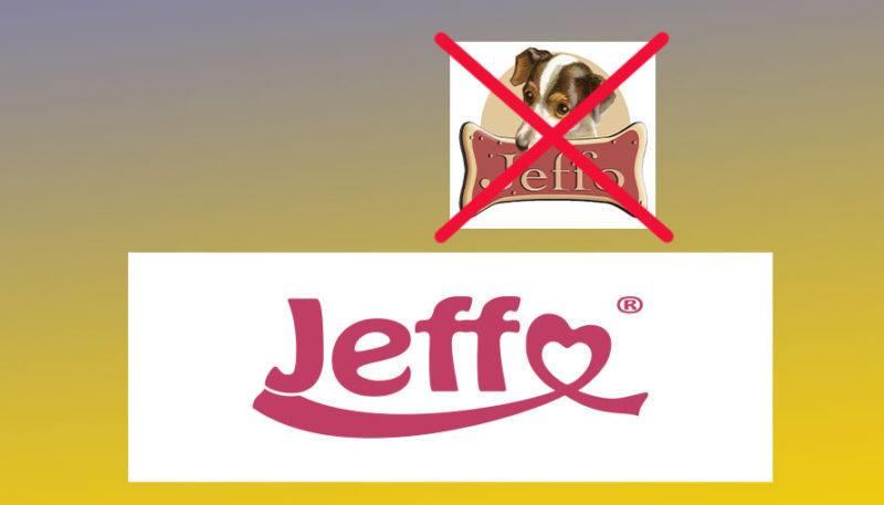 Änderung Markenauftritt von Jeffo