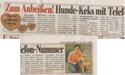 Presseschau Bild München 09.07.2009