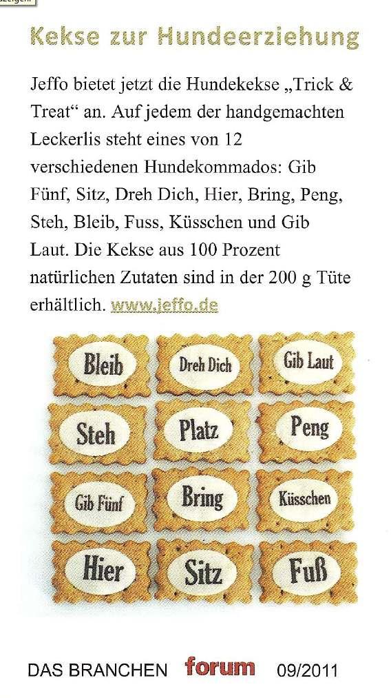 Presseschau Das Branchenforum 09-2011