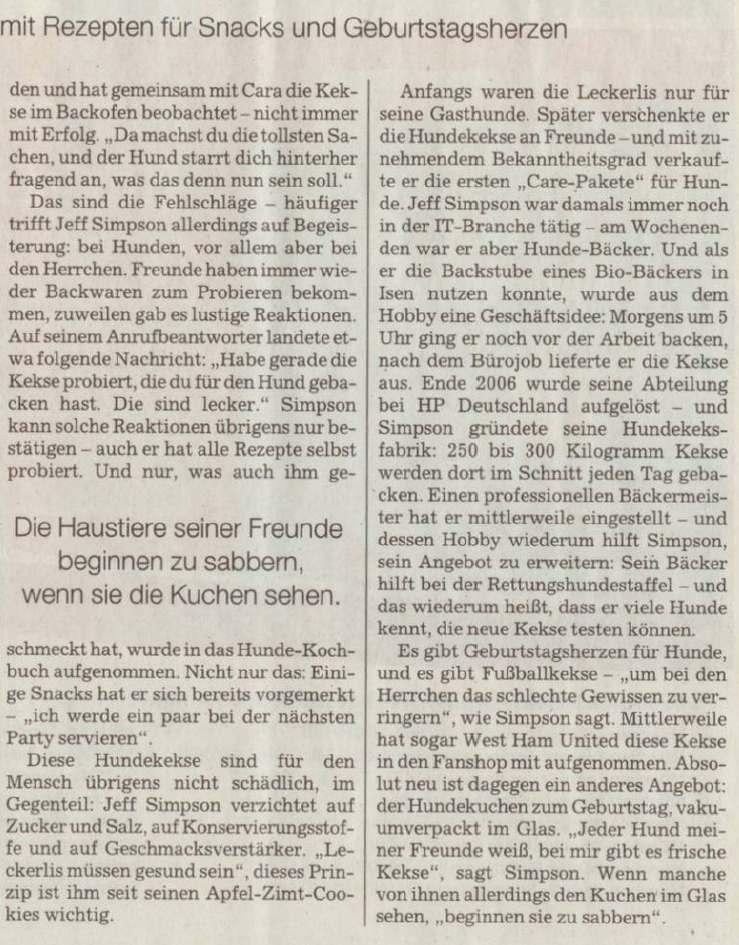Presseschau Süddeutsche Zeitung vom 01.09.2010 Teil 2
